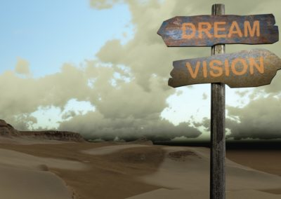 Vision, Mission, & Values